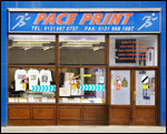 get in touch with pace print edinburgh